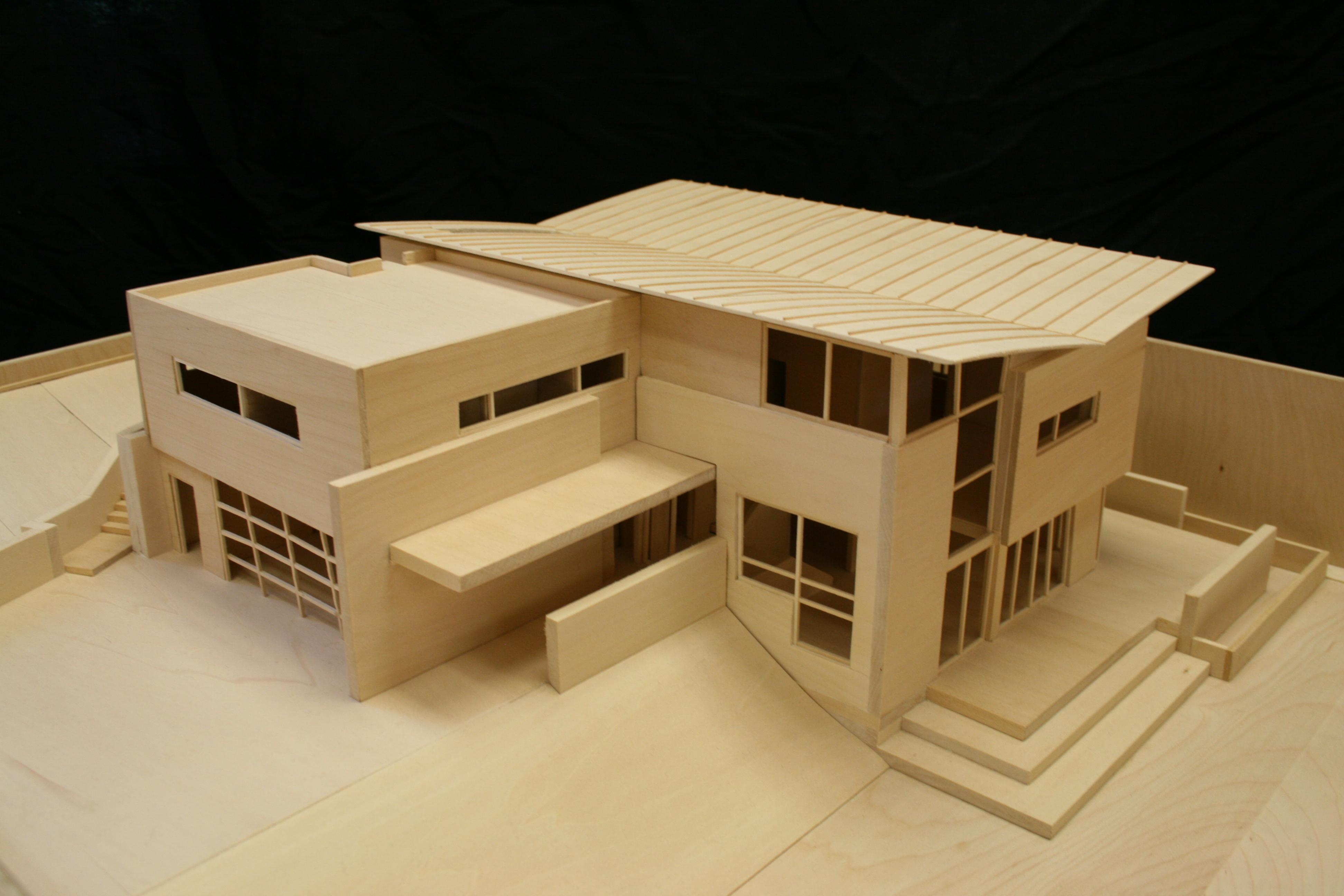designblendz-3d-architectural-hand-built-models-the-y-residence ...